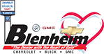 Blenheim Chevrolet Buick GMC Ltd. Logo